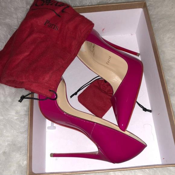 e5895b5cb6 Christian Louboutin Shoes | So Kate Pink Red Bottoms Pump | Poshmark